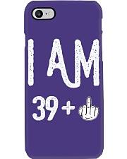 FUNNY Shirt -  I Am 39  New Realease Phone Case thumbnail