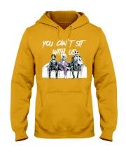 Christmas Gift - TShirt Hooded Sweatshirt thumbnail