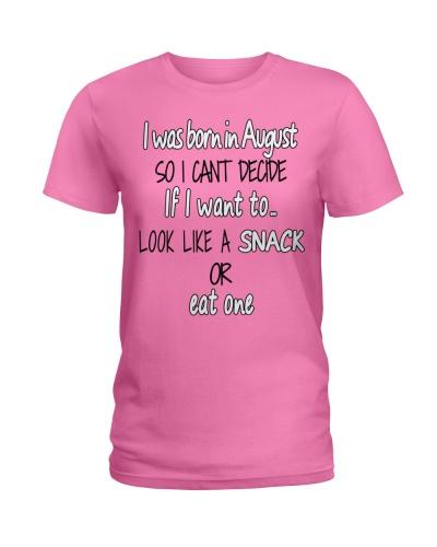 August shirt - Funny shirt