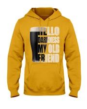 Scout Beer - Hello Darkness My Old Friend tshirt Hooded Sweatshirt thumbnail