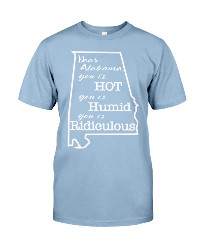 Alabama shirt -  Proud of mine