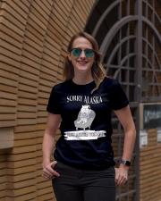 FUNNY shirt -  Alaska day T shirt Ladies T-Shirt lifestyle-women-crewneck-front-2