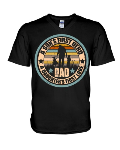 Mens Funny Son And Daughter Father Day Gifts