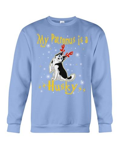 Christmas for Husky  T Shirt
