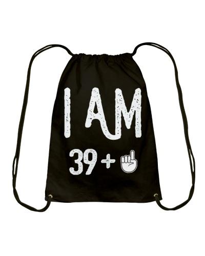 FUNNY Shirt -  I Am 39 - Amazing Shirt