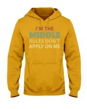 IM THE MIDDLE CHILD IM THE REASON WE HAV Hooded Sweatshirt thumbnail