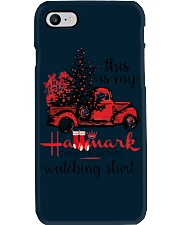 This is my HM Christmas movies watching shirt Phone Case thumbnail