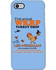 First annual WRKP Turkey Drop Phone Case thumbnail
