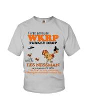 First annual WRKP Turkey Drop Youth T-Shirt thumbnail