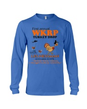 First annual WRKP Turkey Drop Long Sleeve Tee thumbnail