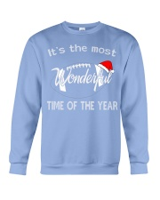 It's the most Wonderful - Time of the year  Crewneck Sweatshirt thumbnail