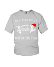 It's the most Wonderful - Time of the year  Youth T-Shirt thumbnail