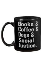 Book Coffee Shirt - FUNNY SHIRT   Mug back