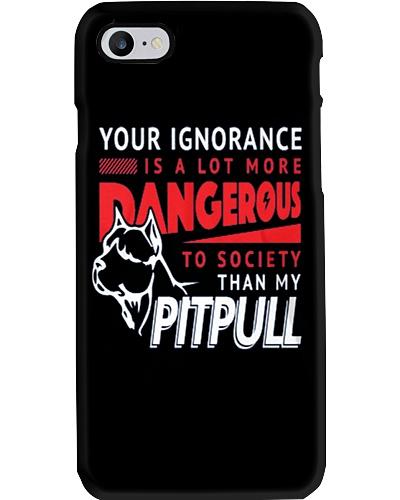 Pitpull Dangerous New release