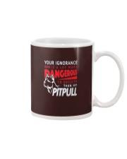 Pitpull Dangerous New release Mug thumbnail