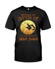 HALLOWEEN  BUCKLE UP - FUNNY SHIRT   Classic T-Shirt thumbnail