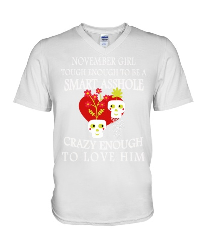 Funny Shirt - November Girl Shirt