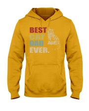 Best Cat Dad Ever T-Shirt Cat Daddy Gift Shirts Hooded Sweatshirt thumbnail