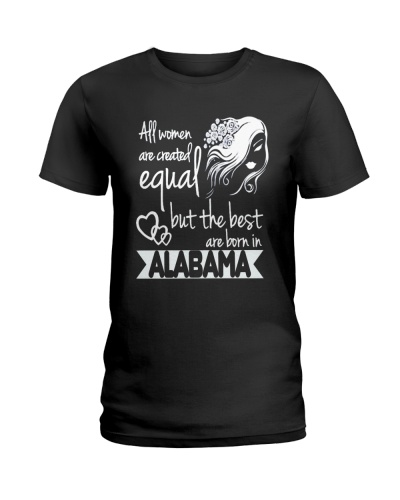 Alabama shirt -  The best are born in Alabama