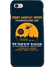 First Annual WRKP Turkey Drop Phone Case tile