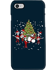 Christmas gift with Drum  Phone Case thumbnail