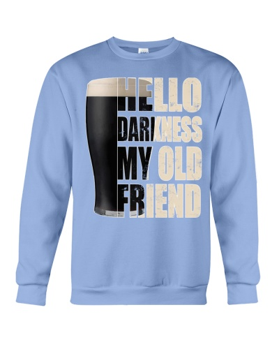 Hello Darkness My Old Friend Stout Beer