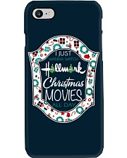I just wanna watch HM Christmas Movies all day Phone Case thumbnail