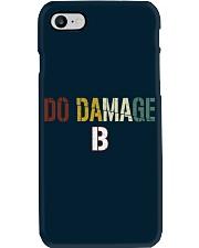 Do Damage - Joke Tshirt Phone Case thumbnail
