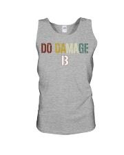 Do Damage - Joke Tshirt Unisex Tank thumbnail