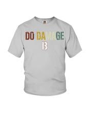 Do Damage - Joke Tshirt Youth T-Shirt thumbnail