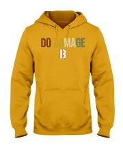 Do Damage - Joke Tshirt Hooded Sweatshirt thumbnail