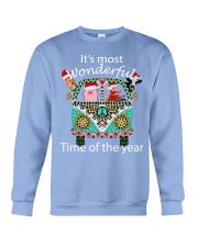 It's The Most Wonderful Time Of Year Hip Crewneck Sweatshirt thumbnail