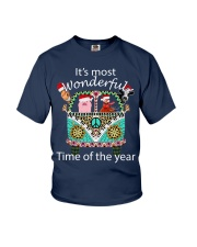 It's The Most Wonderful Time Of Year Hip Youth T-Shirt thumbnail