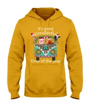 It's The Most Wonderful Time Of Year Hip Hooded Sweatshirt thumbnail