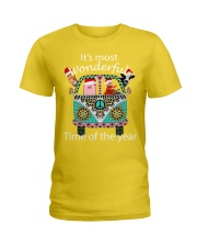 It's The Most Wonderful Time Of Year Hip Ladies T-Shirt thumbnail
