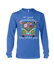 It's The Most Wonderful Time Of Year Hip Long Sleeve Tee thumbnail