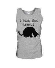 Meowy Cat Lovers Shirt Christmas Gift Unisex Tank thumbnail