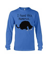 Meowy Cat Lovers Shirt Christmas Gift Long Sleeve Tee thumbnail