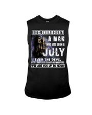 July Guy Devil - Amazing Shirt Sleeveless Tee thumbnail