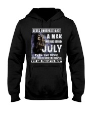 July Guy Devil - Amazing Shirt Hooded Sweatshirt thumbnail