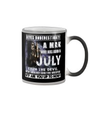 July Guy Devil - Amazing Shirt Color Changing Mug thumbnail