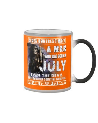 July Guy Devil - Amazing Shirt