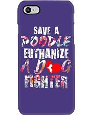 POODLE SHIRT   Phone Case thumbnail