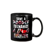 POODLE SHIRT   Mug thumbnail
