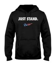 US Football Shirt - Just Tshirt Hooded Sweatshirt thumbnail