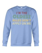 Im The Oldest - I Make The Rules Shirt Brother or  Crewneck Sweatshirt thumbnail