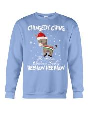 The Italian Christmas Donkey  Crewneck Sweatshirt thumbnail