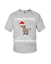 The Italian Christmas Donkey  Youth T-Shirt thumbnail