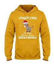 The Italian Christmas Donkey  Hooded Sweatshirt thumbnail