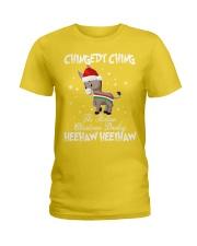 The Italian Christmas Donkey  Ladies T-Shirt thumbnail